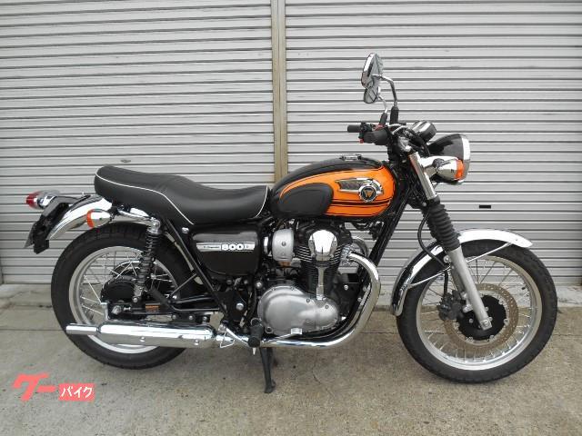 カワサキ W800の画像(大分県