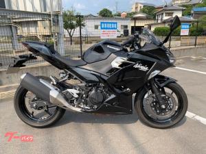カワサキ/Ninja 400 2021年モデル ワンオーナー