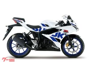 スズキ/GSX-R125 2020年モデル
