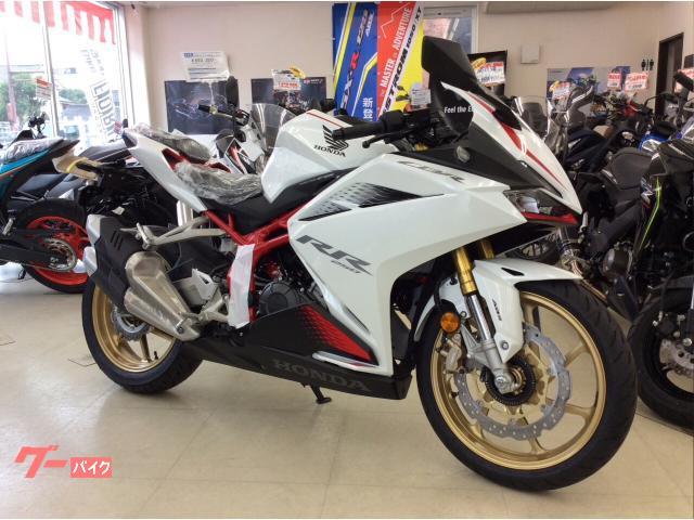 ホンダ CBR250RR 2020年モデル 新色の画像(鹿児島県