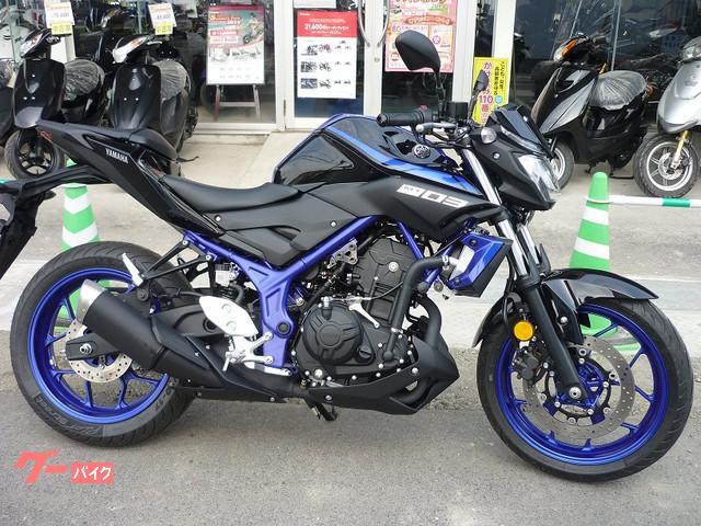 ヤマハ MT-03(320cc) グーバイク鑑定車の画像(鹿児島県