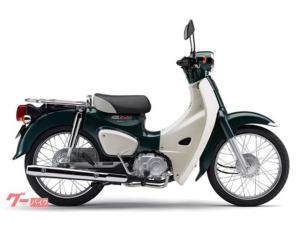 ホンダ/スーパーカブ110 2019年モデル