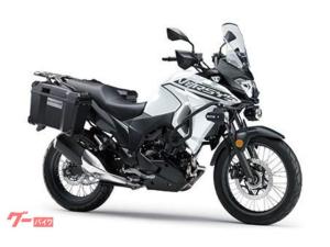 カワサキ/VERSYSーX 250 ツアラー パニアケース エンジンガード