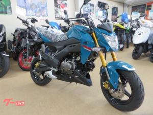 カワサキ/Z125PRO グーバイク鑑定車