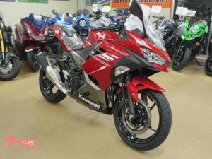 カワサキ/Ninja 250  2022カラー グーバイク鑑定車