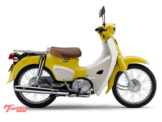 ホンダ スーパーカブ110 2020年モデルの画像(鹿児島県