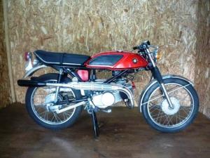 スズキ/WOLF90 1969年式 2スト ノーマル