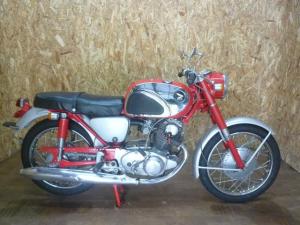 ホンダ/CBM72 ノーマル 1967年式 CBM72