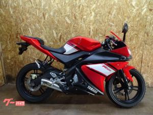 ヤマハ/YZF-R125 グーバイク鑑定車
