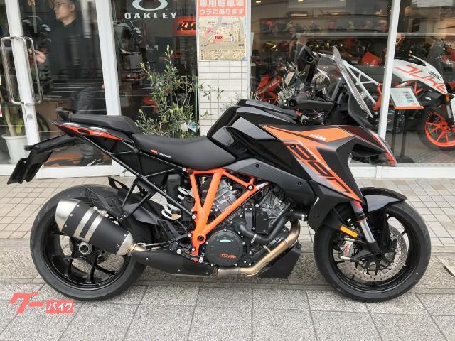 KTM 1290スーパーデュークGTの画像(鹿児島県
