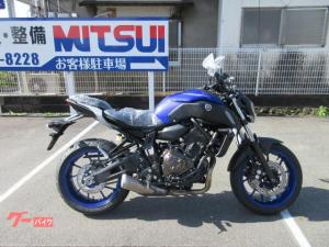 ヤマハ/MT-07 新色