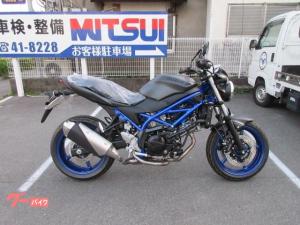スズキ/SV650 2021モデル