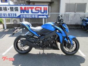 スズキ/GSX-S1000 ガラスコーティング車