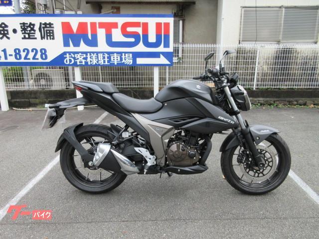 スズキ GIXXER 250の画像(福岡県