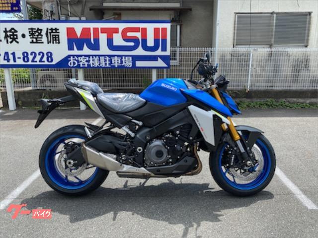 スズキ GSX-S1000 新型 2021年モデルの画像(福岡県