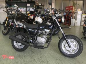 ホンダ/Ape100 グーバイク鑑定車