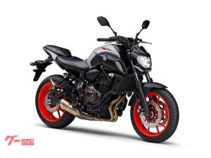 ヤマハ/MT-07 ABS 2020モデル RM19J型