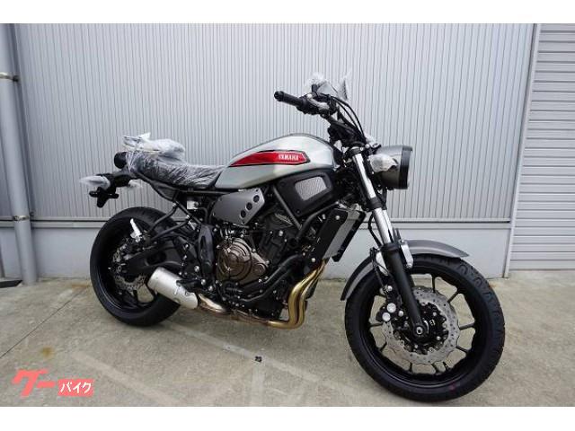 ヤマハ XSR700の画像(福岡県