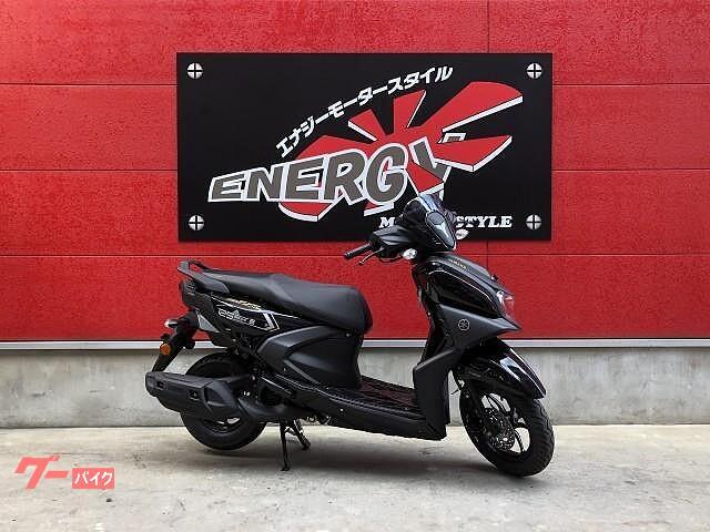 ヤマハ シグナスRAY ZR 125 Fi 現行 インドモデルの画像(福岡県