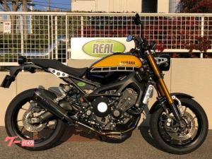 ヤマハ/XSR900 60th アニバーサリーモデル