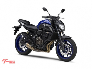 ヤマハ/MT-07 2020年モデル