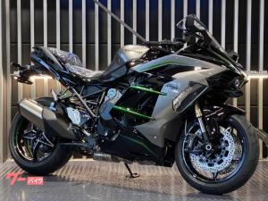 カワサキ/Ninja H2 SX SE ABS ZXT02A 2020 グレー