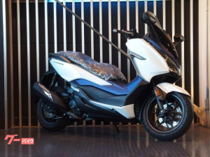 ホンダ/フォルツァ ABS 現行モデル MF13 ホワイト インジェクション