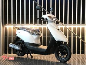 ヤマハ/JOG AY01 現行モデル ロスホワイト