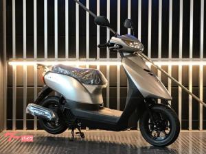 ヤマハ/JOG AY01 現行モデル マットアルタイルシルバーメタリック