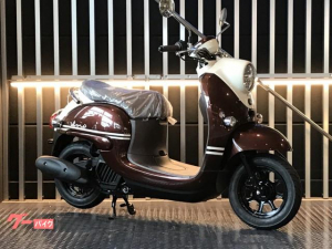 ヤマハ/ビーノ AY02 現行モデル マホガニーブラウンメタリック