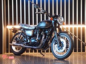 カワサキ/W800 ストリート ABS ETC搭載車 EJ800B 現行モデル