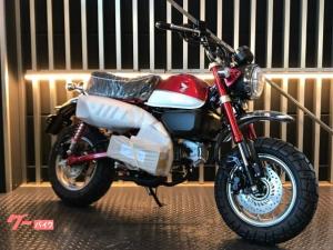 ホンダ/モンキー125 ABS 現行モデル JB02 レッド インジェクション