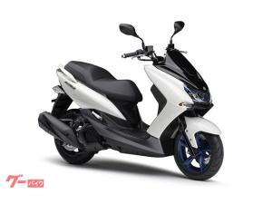 ヤマハ/マジェスティS SG52J 現行モデル シルキーホワイト
