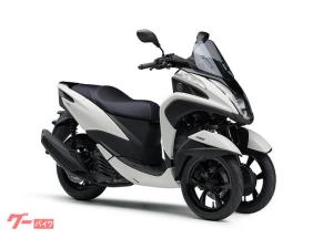 ヤマハ/トリシティ155 ABS SG37J 現行モデル ホワイトメタリック6
