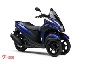 ヤマハ/トリシティ155 ABS SG37J 現行モデル ブルーイッシュグレーソリッド4