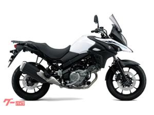スズキ/V-ストローム650 ABS C733A 現行モデル ホワイト
