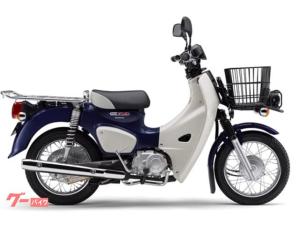ホンダ/スーパーカブ50プロ 現行モデル AA07 ホワイトブルー インジェクション