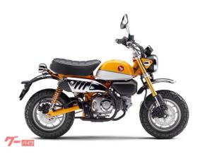 ホンダ/モンキー125 現行モデル JB02 イエロー インジェクション