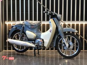 ホンダ/スーパーカブC125 現行モデル JA48 グレー インジェクション