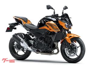 カワサキ/Z400 ABS 2020 EX400G オレンジブラック