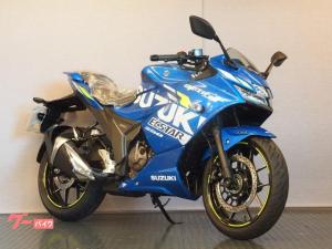 スズキ/GIXXER SF 250 ABS ED22B 現行モデル ブルー
