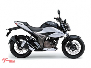 スズキ/GIXXER 250 ABS ED22B 現行モデル シルバーブラック