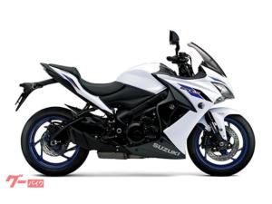 スズキ/GSX-S1000F ABS GT79B 現行モデル ホワイト