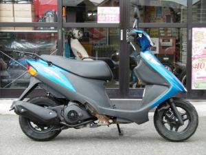 スズキ/アドレスV125G K5 Made in JAPAN