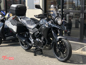 スズキ/V-ストローム250 ABS 3ラゲッジシステム付き
