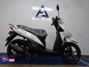スズキ/アドレス110 新型2021年モデル