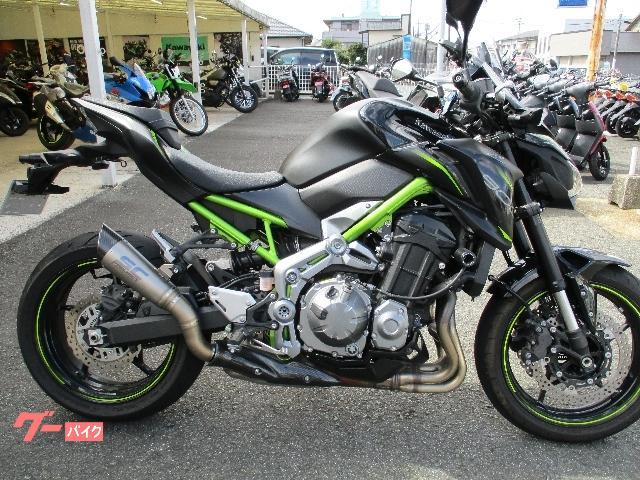 カワサキ Z900の画像(熊本県