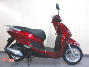 ホンダ/リード125 ワントーン 国内最新モデル