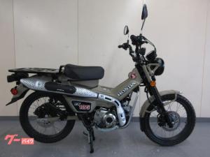 ホンダ/CT125ハンターカブ 国内最新モデル ABS