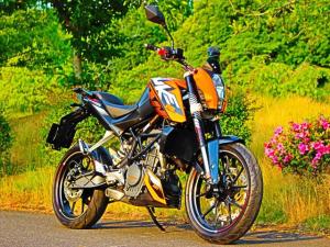 KTM/200デューク DUKE ストリートネイキッド ノーマル